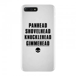 harley davidson t shirt gimmehead t shirt knucklehead engine iPhone 7 Plus Case | Artistshot