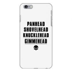 harley davidson t shirt gimmehead t shirt knucklehead engine iPhone 6 Plus/6s Plus Case | Artistshot