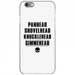 harley davidson t shirt gimmehead t shirt knucklehead engine iPhone 6/6s Case | Artistshot