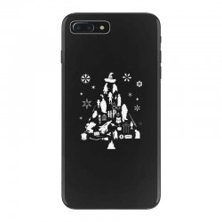 harry potter christmas tree silhouette iPhone 7 Plus Case | Artistshot