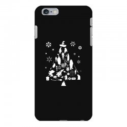harry potter christmas tree silhouette iPhone 6 Plus/6s Plus Case | Artistshot