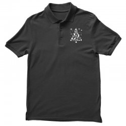 harry potter christmas tree silhouette Polo Shirt | Artistshot