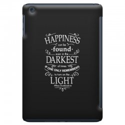 harry potter dumbledore happiness quote iPad Mini Case | Artistshot