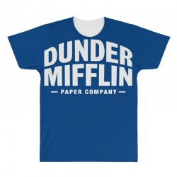 dunder mifflin paper company All Over Men's T-shirt | Artistshot