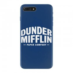 dunder mifflin paper company iPhone 7 Plus Case | Artistshot