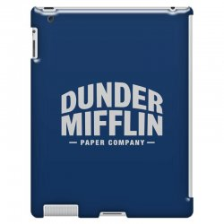 dunder mifflin paper company iPad 3 and 4 Case | Artistshot
