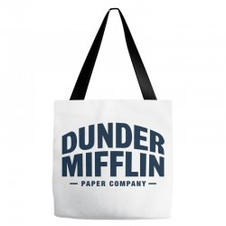 dunder mifflin paper company Tote Bags | Artistshot
