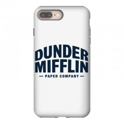 dunder mifflin paper company iPhone 8 Plus Case | Artistshot