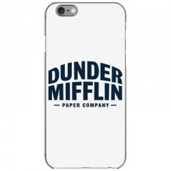 dunder mifflin paper company iPhone 6/6s Case | Artistshot