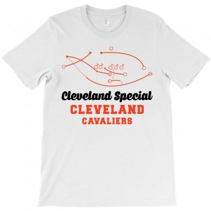 Cleveland Special T-shirt Designed By Toweroflandrose