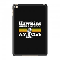 hawkins middle school av club iPad Mini 4 Case | Artistshot