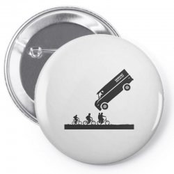 hawkins power and light Pin-back button | Artistshot