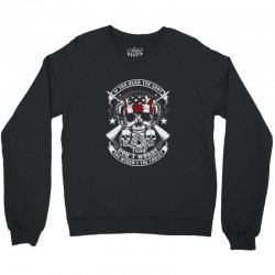 hear the shot Crewneck Sweatshirt | Artistshot