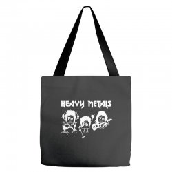 heavy metals chemist elements periodic table funny Tote Bags | Artistshot