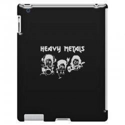 heavy metals chemist elements periodic table funny iPad 3 and 4 Case | Artistshot