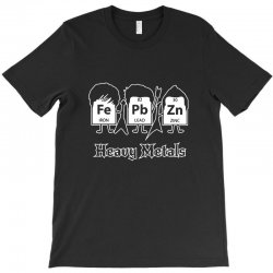 heavy metals periodic table science T-Shirt | Artistshot