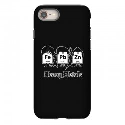 heavy metals periodic table science iPhone 8 Case | Artistshot
