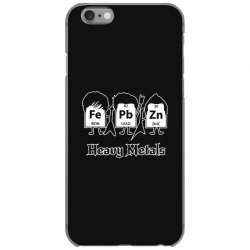 heavy metals periodic table science iPhone 6/6s Case | Artistshot