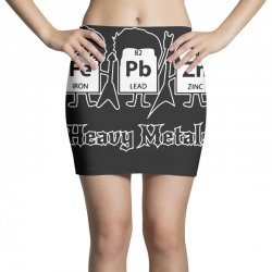 heavy metals periodic table science Mini Skirts | Artistshot