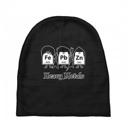 heavy metals periodic table science Baby Beanies | Artistshot