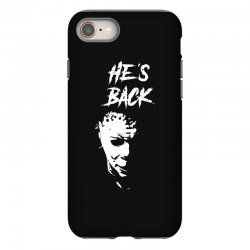 he's back iPhone 8 Case | Artistshot
