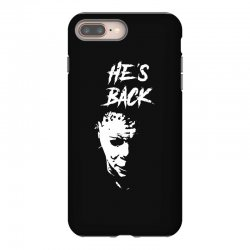 he's back iPhone 8 Plus Case | Artistshot
