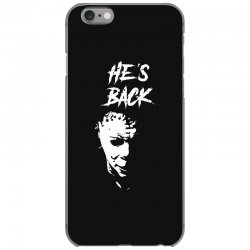 he's back iPhone 6/6s Case | Artistshot