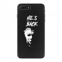 he's back iPhone 7 Plus Case | Artistshot
