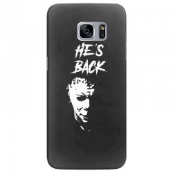 he's back Samsung Galaxy S7 Edge Case | Artistshot