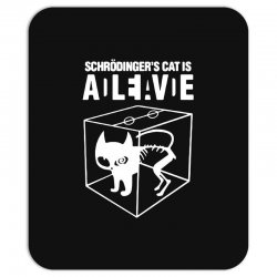 hilarious 2019 cat science funny schrodinger's cat Mousepad | Artistshot