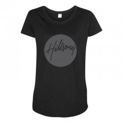 hillsong Maternity Scoop Neck T-shirt | Artistshot
