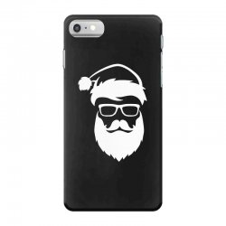 hipster santa claus iPhone 7 Case | Artistshot