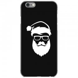 hipster santa claus iPhone 6/6s Case | Artistshot