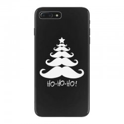ho ho ho santa moustache christmas iPhone 7 Plus Case | Artistshot