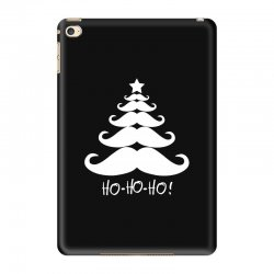 ho ho ho santa moustache christmas iPad Mini 4 Case | Artistshot