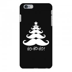 ho ho ho santa moustache christmas iPhone 6 Plus/6s Plus Case | Artistshot