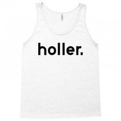 holler Tank Top | Artistshot