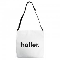 holler Adjustable Strap Totes | Artistshot