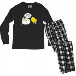 holy cow larry is that you funny Men's Long Sleeve Pajama Set | Artistshot