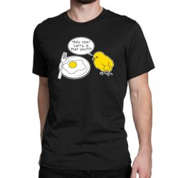 holy cow larry is that you funny Classic T-shirt | Artistshot