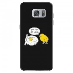 holy cow larry is that you funny Samsung Galaxy S7 Case | Artistshot