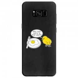 holy cow larry is that you funny Samsung Galaxy S8 Case | Artistshot