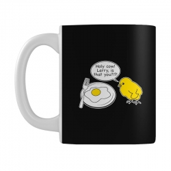 holy cow larry is that you funny Mug | Artistshot