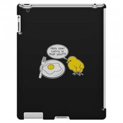 holy cow larry is that you funny iPad 3 and 4 Case | Artistshot