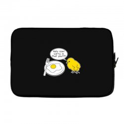 holy cow larry is that you funny Laptop sleeve | Artistshot