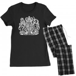 holy grail uk passport Women's Pajamas Set | Artistshot
