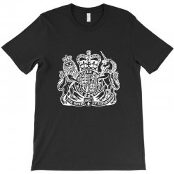 holy grail uk passport T-Shirt | Artistshot