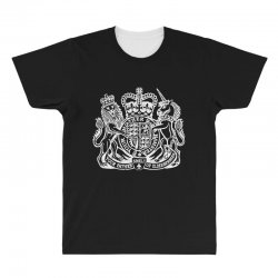 holy grail uk passport All Over Men's T-shirt | Artistshot