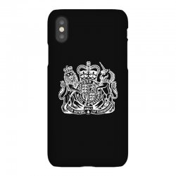 holy grail uk passport iPhoneX Case | Artistshot