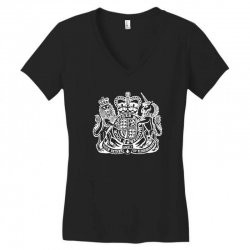 holy grail uk passport Women's V-Neck T-Shirt | Artistshot